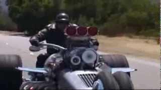 getlinkyoutube.com-Frogman Tim Cotterill Rocket II Trike
