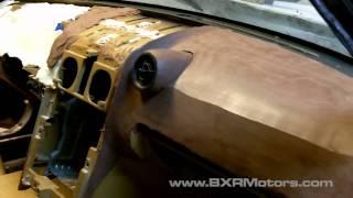 getlinkyoutube.com-Sculpting Car Interior Dash with Chavant Y2-Klay - Bailey Blade XTR - Part 69