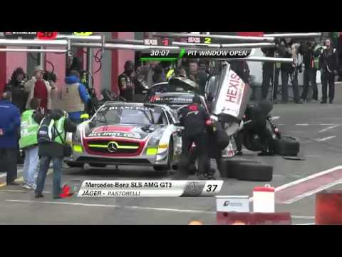 Belgium GT1 - Championship Race from Zolder Watch Again | GTWorld 22.4.2012