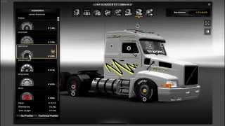 getlinkyoutube.com-Volvo EDC Rebaixado Top + Som Diretao V 1.21 x ( ETS 2 )