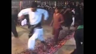 شباهت بسیار زیاد مراسم عزاداری مرتاض های هندی با شیعیان!
