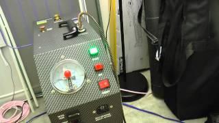 getlinkyoutube.com-Omega Super Charger Compressor UPGRADE! - Diabolo Dry Air System!!!