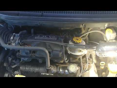 2002 Chrystler Town and Country Transmission Speed Sensor Input and Output Location