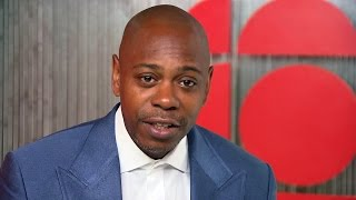 'Trump's kind of bad for comedy,' says Dave Chappelle width=