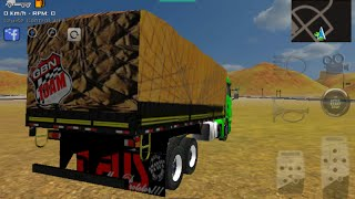 getlinkyoutube.com-Como colocar skin sem internet no Grand truck simulator skin scania R360 na verdura maracuja