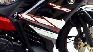 getlinkyoutube.com-Yamaha 135LC Extreme Spirit 2011 [ with 50th anniversary GP edition sticker]
