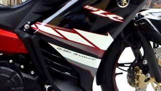 Yamaha 135LC Extreme Spirit 2011 [ with 50th anniversary GP edition sticker]
