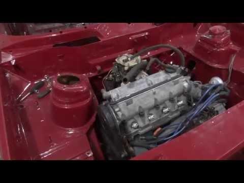 Славута. установка мотора