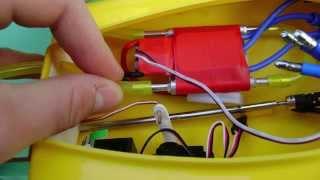 getlinkyoutube.com-Scratch Built RC Brushless Outrunner Speed Boat