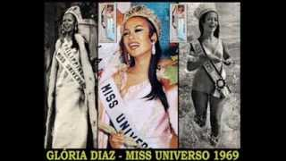 A Tribute to Gloria Diaz, Miss Universe 1969