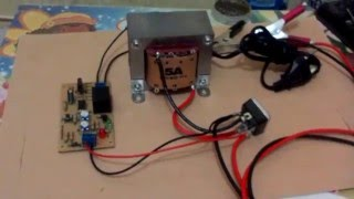 getlinkyoutube.com-Cara membuat charger aki otomatis