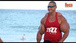 getlinkyoutube.com-The Most Disgusting Synthol Abuse I Have Ever Seen