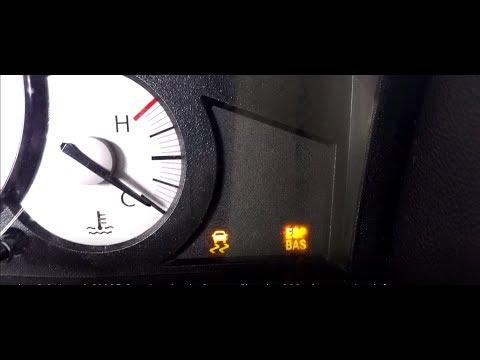 Где в Chrysler Stratus находится датчик абс