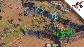 getlinkyoutube.com-Age of Empires 3 - 4vs4 MASSIVE BATTLES | Multiplayer Gameplay