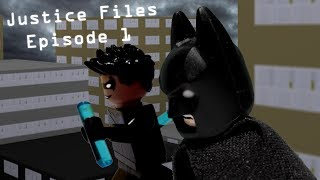 getlinkyoutube.com-Stop Motion Animation LEGO Brickfilm Batman Dark Knight Justice Files