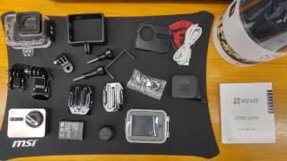 getlinkyoutube.com-รีวิวแกะกล่อง ezviz s5 plus 4k/30fps action camera