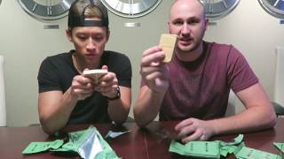Not CrazyRussianHacker - Tasting Chinese Military MRE Meal Ready to Eat