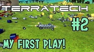 getlinkyoutube.com-Playing TerraTech (Pre-Alpha Demo) (FIRST Play) (Part 2) (KID GAMING)