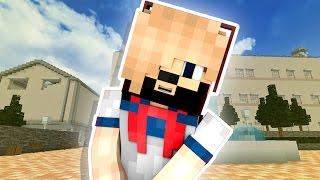 getlinkyoutube.com-Yandere High School - IS THAT INVADER?! | Minecraft #2