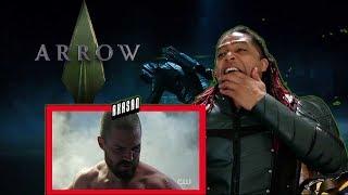 Arrow | Arrow Comic-Con® 2018 Trailer + First Look Reaction (NO B*TT S*X for OLLIE!!) width=