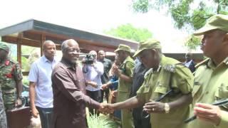 Rais Magufuli awasili Ikulu ya Chamwino Dodoma tayari kwa vikao vya CCM