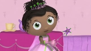 getlinkyoutube.com-Super Why - The Tortoise and the Hare // Little Miss Muffet