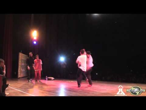PREDATORZ vs LHIBA KINGZOO (STREET SCIENTISTS 2on2 WORLD FINALS) WWW.BBOYWORLD.COM
