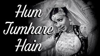 Hum Tumhare Hai | Chalti Ka Naam Gaadi Songs | Helen, Cuckoo, K.N.Singh | Mujra Dance | Filmigaane