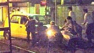 getlinkyoutube.com-【阪堺電車事故】運転士・警官・乗客通行人が一丸となった懸命な救助! | Train Accidents,JAPAN