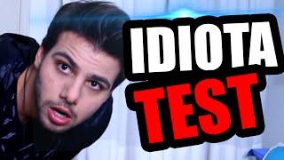 getlinkyoutube.com-SAIBA SE VOCÊ É UM IDIOTA | Idiot Test