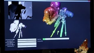getlinkyoutube.com-Kinect Fusion Lets You Build 3D Models of Anything