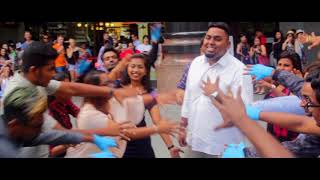 Flashmob Proposal - Natesh and Kokila