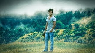 getlinkyoutube.com-Photoshop Tutorial | How to change background & Photo Manipulation