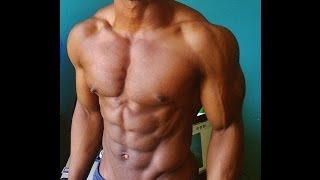 getlinkyoutube.com-Nathan MOZANGO - Comment travailler le bas des abdos et obtenir un V d'Alpha