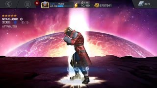 5 Star Starlord to Rank 2!