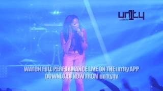 TIWA SAVAGE CRIES ON STAGE for GOLDIE AND KEFFE in London AFRICA UNPLUGGED