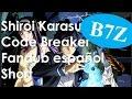 Code Breaker ending - Shiroi Karasu - fandub español - short