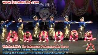 getlinkyoutube.com-TARI SAMAN INDONESIA DANCE AMERIKA-HIP HOP LEGEND COMMON AWARD EVENT-LINCOLN THEATER WASHINGTON DC