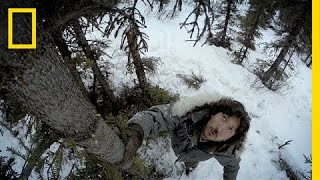 getlinkyoutube.com-Hunting Porcupine | Life Below Zero