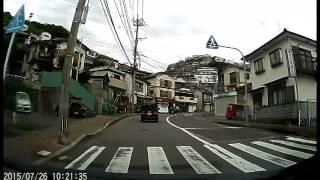 getlinkyoutube.com-長崎ドライブ 県立美術館→石橋→長崎南高校→ララプレイス愛宕(2015-07-26)