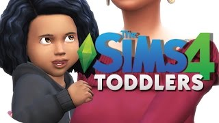 getlinkyoutube.com-THE SIMS 4 // FREE JANUARY UPDATE — TODDLERS ARE HERE + OVERVIEW / THOUGHTS!