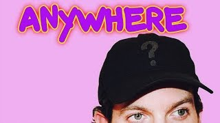 ANYWHERE - DILLON FRANCIS FT  WILL HEARD karaoke version ( no vocal ) lyric instrumental