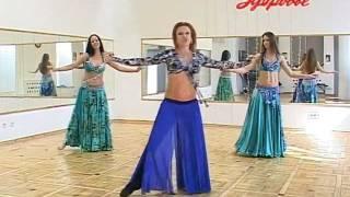 getlinkyoutube.com-Восточные танцы - урок № 1 Bellydance