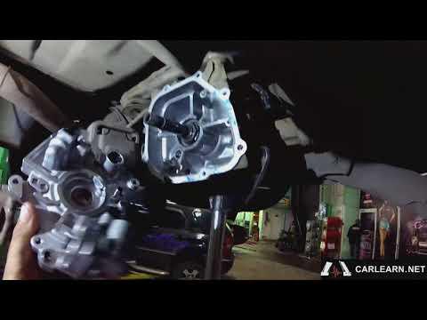 Honda CR-V 2012 ошибка полного привода. Финал.