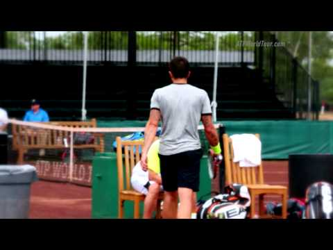 ATP World Tour Uncovered Janko Tipsarevic