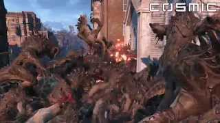 FALLOUT 4 BATTLE #3 - 1000 Deathclaws VS. 100 Brotherhood Of Steel