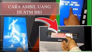 Cara Ambil Uang di ATM BRI dengan Mudah