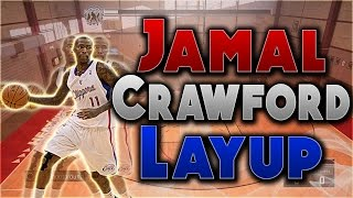 "getlinkyoutube.com-THE MOST OVERPOWERED LAYUP PACKAGE IN NBA 2K17! JAMAL CRAWFORD ""SHAKE AND BAKE"" LAYUP PACKAGE TUT!"