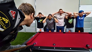 Pool Trick Shots 2 |  Dude Perfect width=