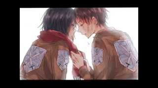 getlinkyoutube.com-[Mikasa X Eren] ~ Attact on titan : จะรัก...จนกว่าจะรู้